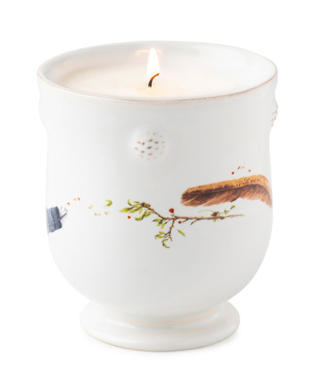 Image 2 of 3: Juliska Berry and Thread Holiday Scented Candle