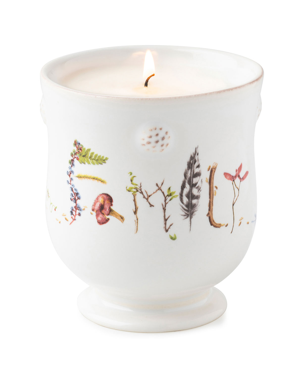 Juliska Berry and Thread Holiday Scented Candle