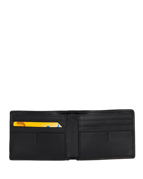 Image 2 of 2: TUMI Alpha Double Billfold Wallet
