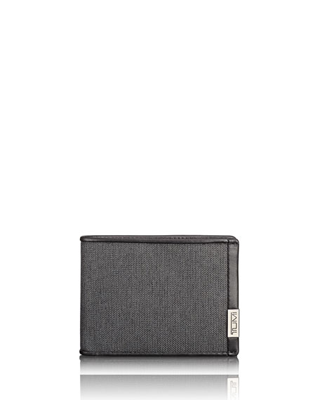 Image 1 of 2: TUMI Alpha Double Billfold Wallet