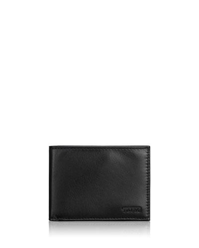 Delta Double Billfold Wallet