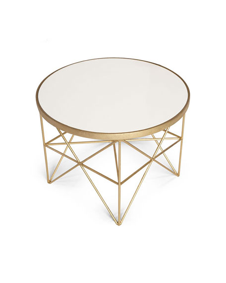 Image 3 of 3: Innova Luxury Monterey Short Side Table
