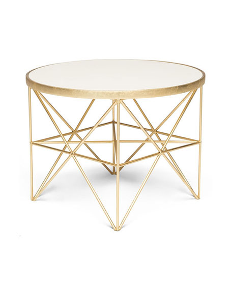 Image 1 of 3: Innova Luxury Monterey Short Side Table