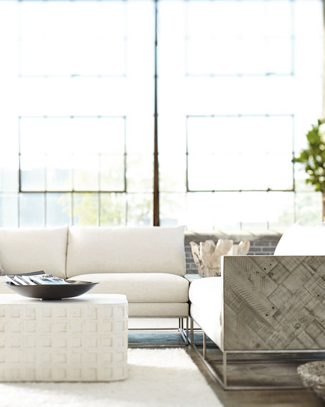 Image 1 of 3: Bernhardt Brooklyn 3 Piece Sectional