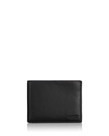Image 1 of 4: TUMI Delta Global Double Billfold Wallet