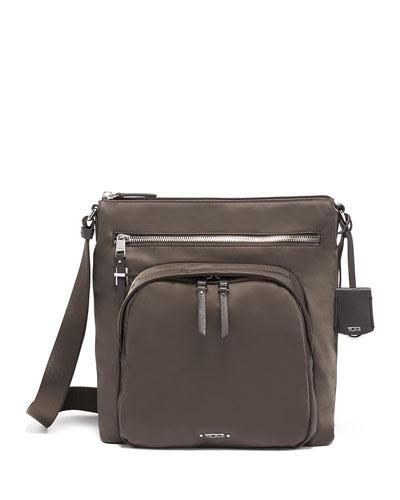 Voyageur Carmel Crossbody Bag