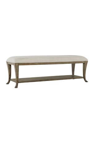 Miraculous Bedroom Benches At Neiman Marcus Machost Co Dining Chair Design Ideas Machostcouk