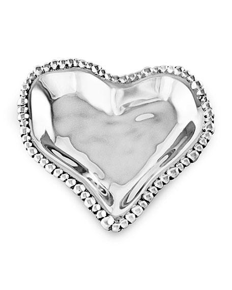 Beatriz Ball Organic Pearl Small Heart Bowl