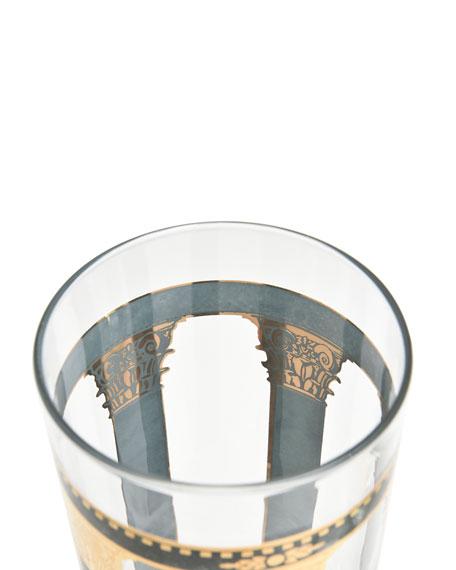 Devonia Antiques Vintage Highball Glasses, Set of 8