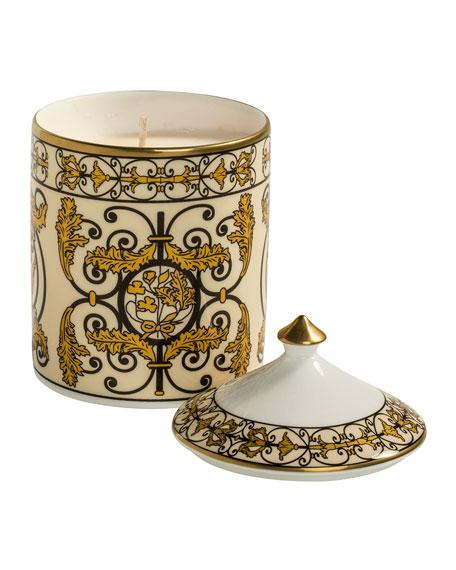 Halcyon Days Kensington Palace Gates Hyacinth Lidded Candle