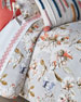 Image 1 of 2: Amity Home Diana  King Duvet Cover