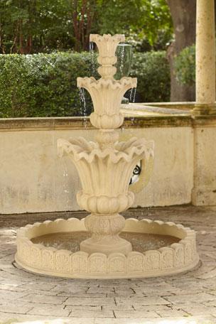 3-Tier Ruffle Fountain