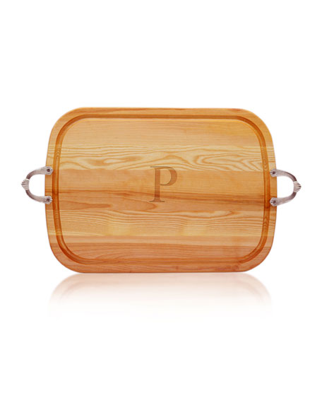 Carved Solutions Large Everyday Serving Tray