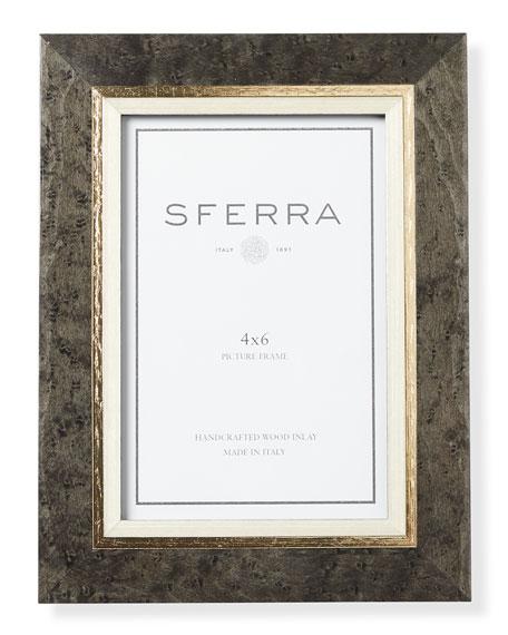 SFERRA Sovana Picture Frame, 5 By 7