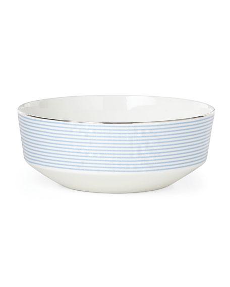 kate spade new york laurel street round serve bowl