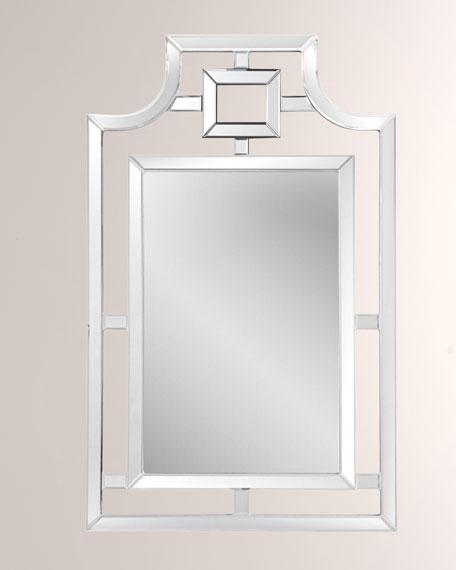 Clear Wall Mirror