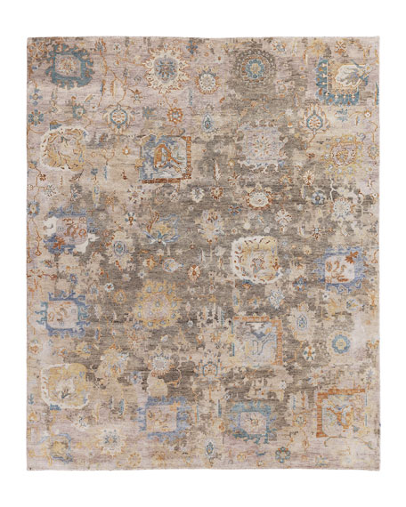 Exquisite Rugs Soto Hand-Knotted Rug, 12' x 15'