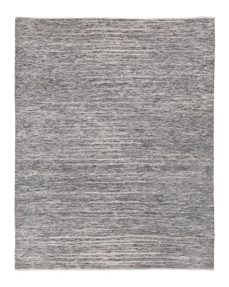Exquisite Rugs Eaton Hand-Knotted Rug, 9' x 12'
