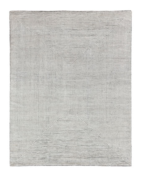 Exquisite Rugs Martinez Hand-Knotted Rug, 12' x 15'