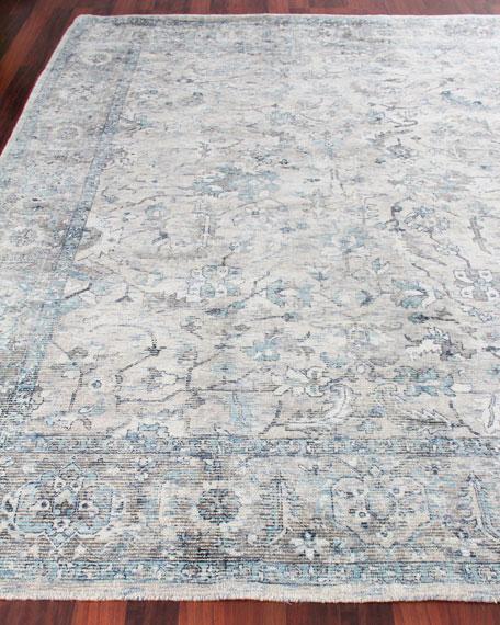 Exquisite Rugs Springer Handmade Rug, 10' x 14'