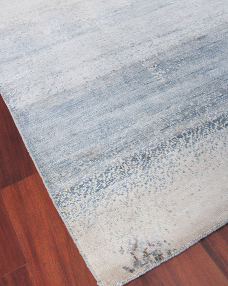 Exquisite Rugs Edgewood Hand-Knotted Rug, 10' x 14'