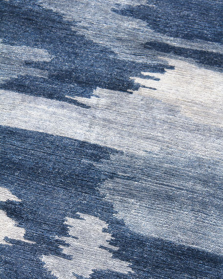Exquisite Rugs Kendrick Hand-Knotted Rug, 9' x 12'