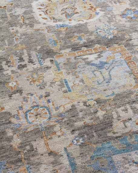 Exquisite Rugs Soto Hand-Knotted Rug, 10' x 14'