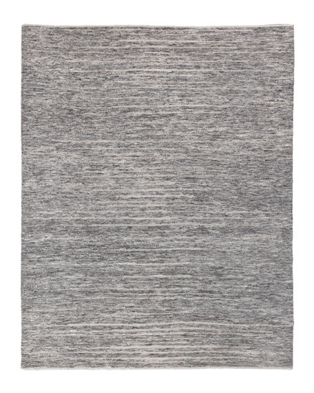 Exquisite Rugs Eaton Hand-Knotted Rug, 10' x 14'
