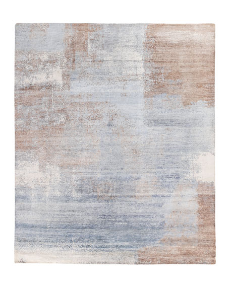 Exquisite Rugs Edgewood Hand-Knotted Rug, 9' x 12'