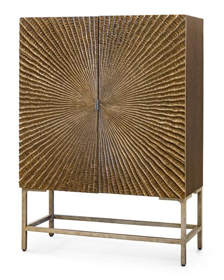 Palecek Luxor Cabinet