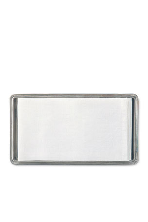 Match Guest Towel Tray