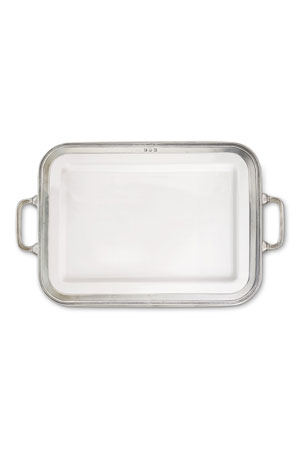 Match Luisa Rectangular Large Platter with Handles