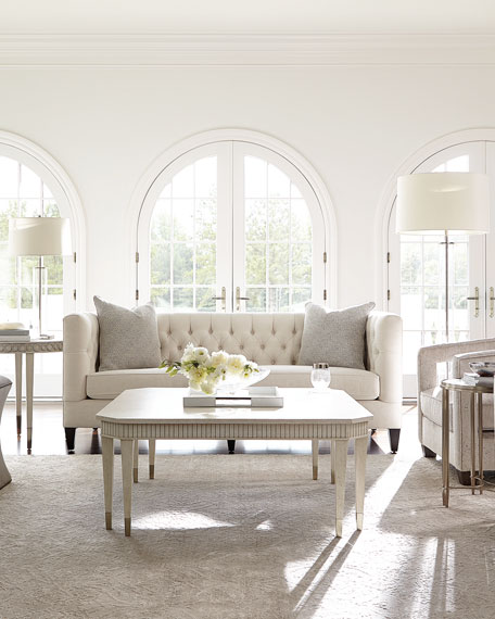 Image 1 of 4: Bernhardt Allure Coffee Table