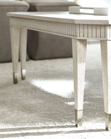 Image 4 of 4: Bernhardt Allure Coffee Table