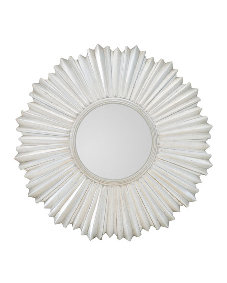 Image 3 of 3: Bernhardt Allure Round Mirror