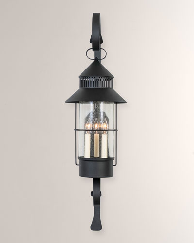 Light Keeper Lantern Sconce