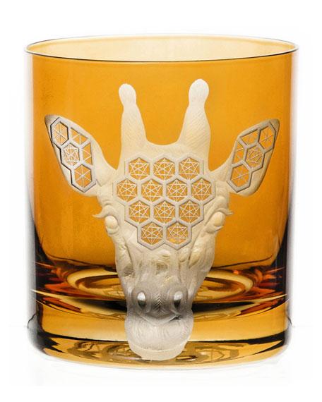 Artel Giraffe DOF Glass - Amber