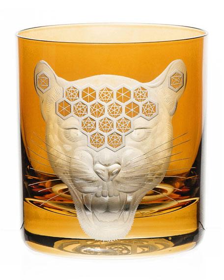 Artel Jaguar DOF Glass - Amber