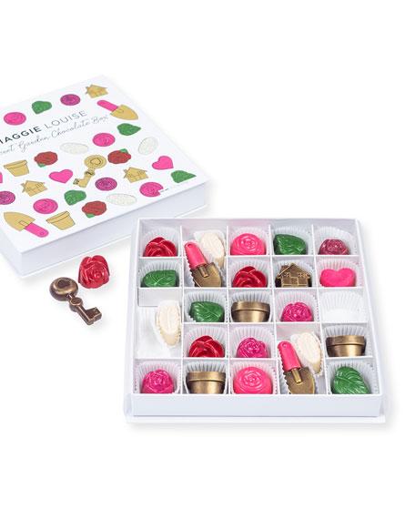 Maggie Louise Secret Garden Chocolate Gift Box