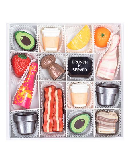 Maggie Louise Brunch Goals Chocolate Gift Box