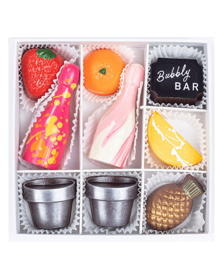 Maggie Louise Bubbly Bar Chocolate Gift Box