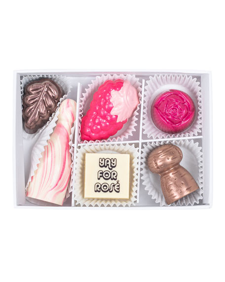 Maggie Louise Yay for Rose Chocolate Gift Box