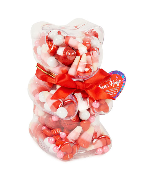 Dylan's Candy Bar Valentines Pink Mini Gummy Bear