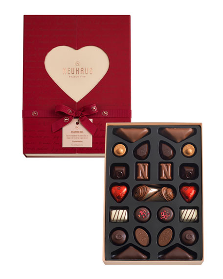 Neuhaus Chocolate The Neuhaus 24-Piece Chocolate Sharing Box