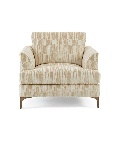 Image 2 of 3: Massoud Gentilly Accent Chair