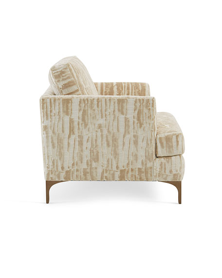 Image 3 of 3: Massoud Gentilly Accent Chair