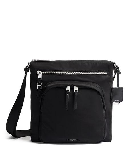 Tumi Voyageur Carmel Crossbody Bag
