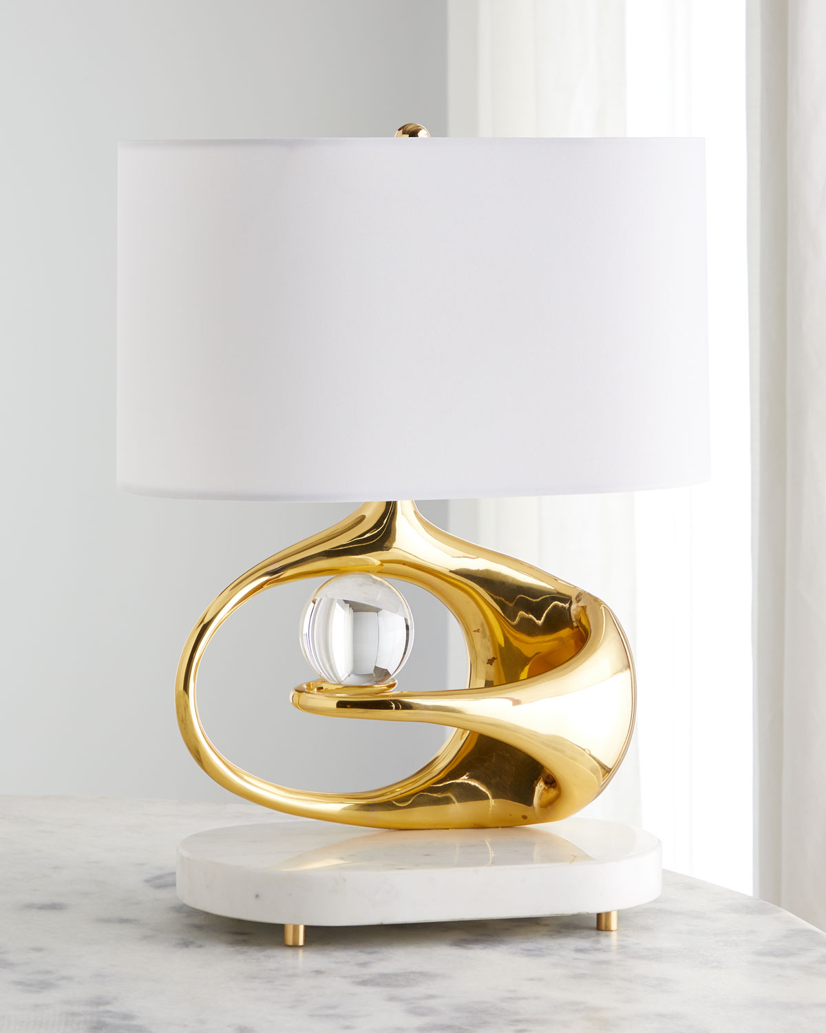 Global Views Orbit Lamp