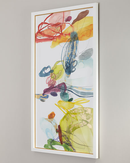 """Color Rewind IV"" Giclee Art"