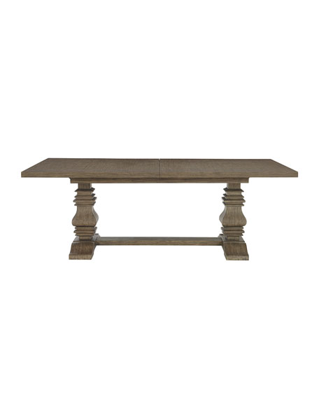 Bernhardt Canyon Ridge Pedestal Dining Table